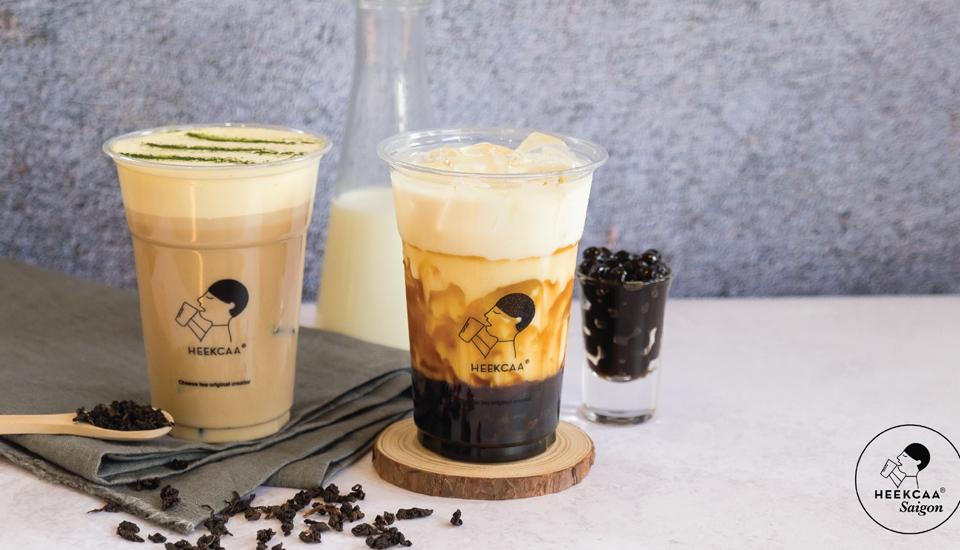 Trà Sữa Heekcaa Sài Gòn - Thảo Điền Pearl