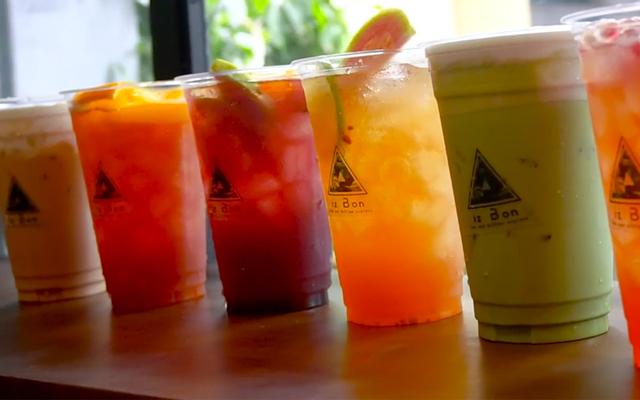 IzBôn Tea ở TP. HCM