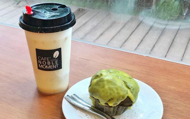 Noble Moment Cafe - Keangnam Landmark ở Hà Nội