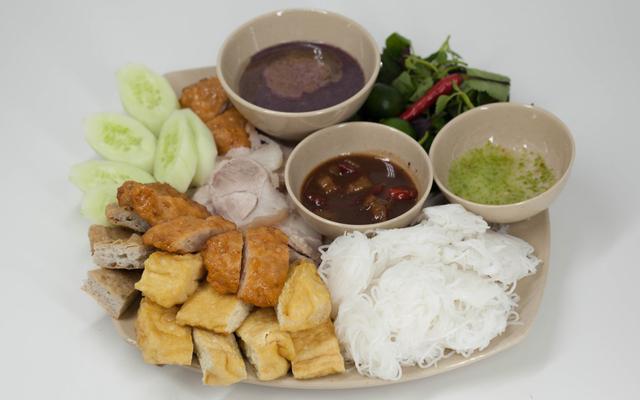 Mộc Lan Quán - Ẩm Thực Việt ở Hà Nội
