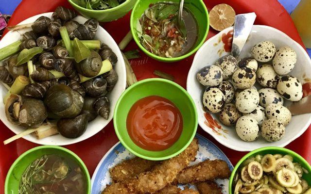 Ốc Luộc - Minh Khai ở Hà Nội
