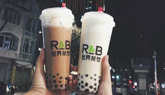 Trà Sữa R&B Tea - Nguyễn Tri Phương