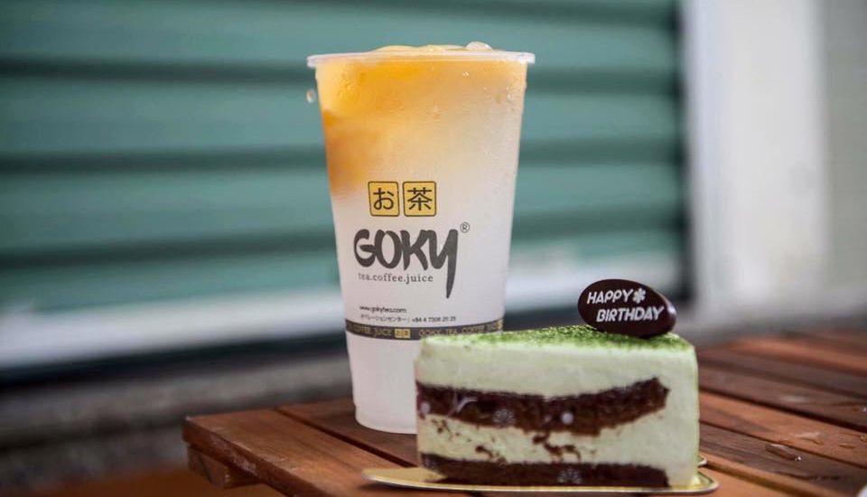 Goky Tea Coffee & Juice - Nguyễn Văn Linh