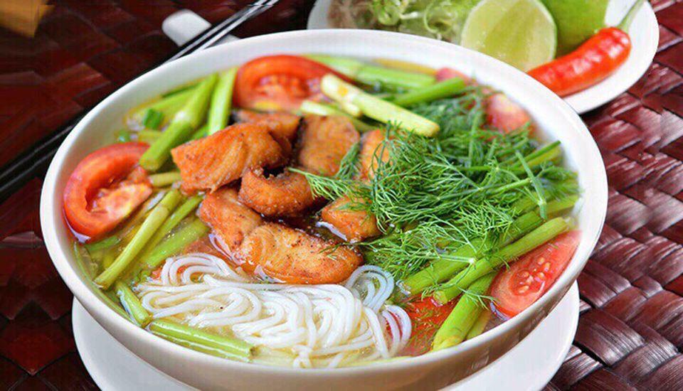 Hương Xưa - Món Ngon Hà Nội