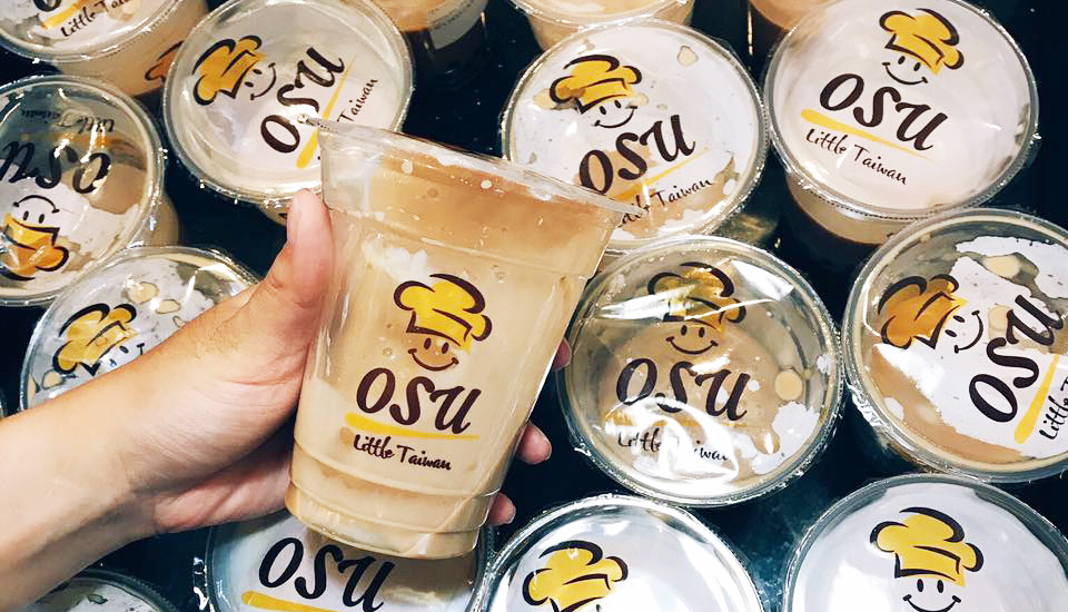 Osu Foods & Drinks