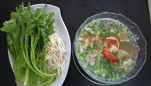 Liến Húa - Hủ tiếu Nam Vang - Võ Văn Tần