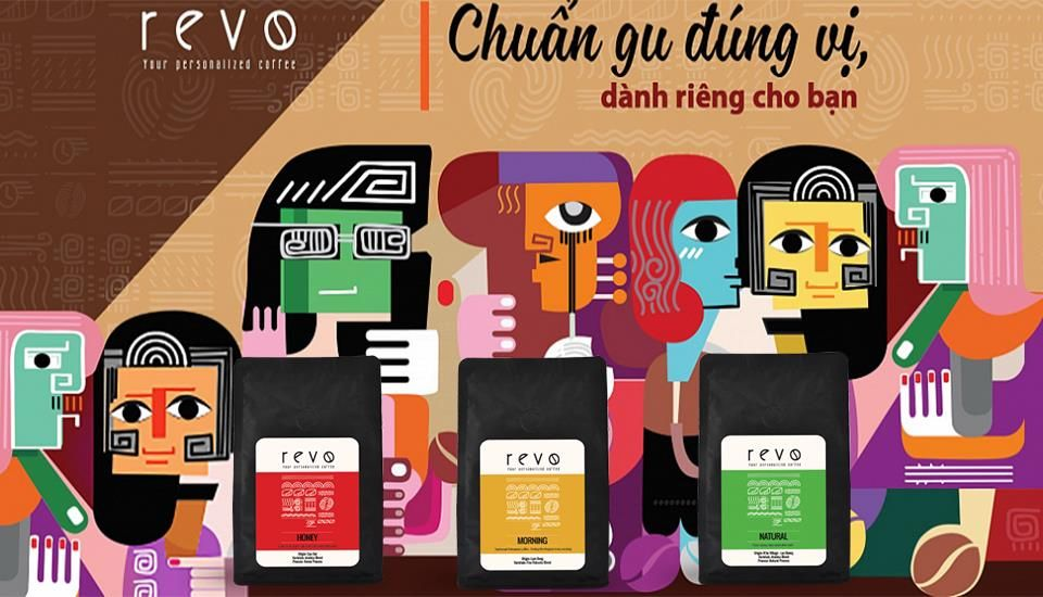 Revo Coffee - Your Personalized Coffee