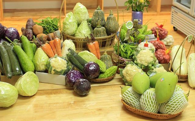 LiveFoods Market - Trần Hưng Đạo ở TP. HCM