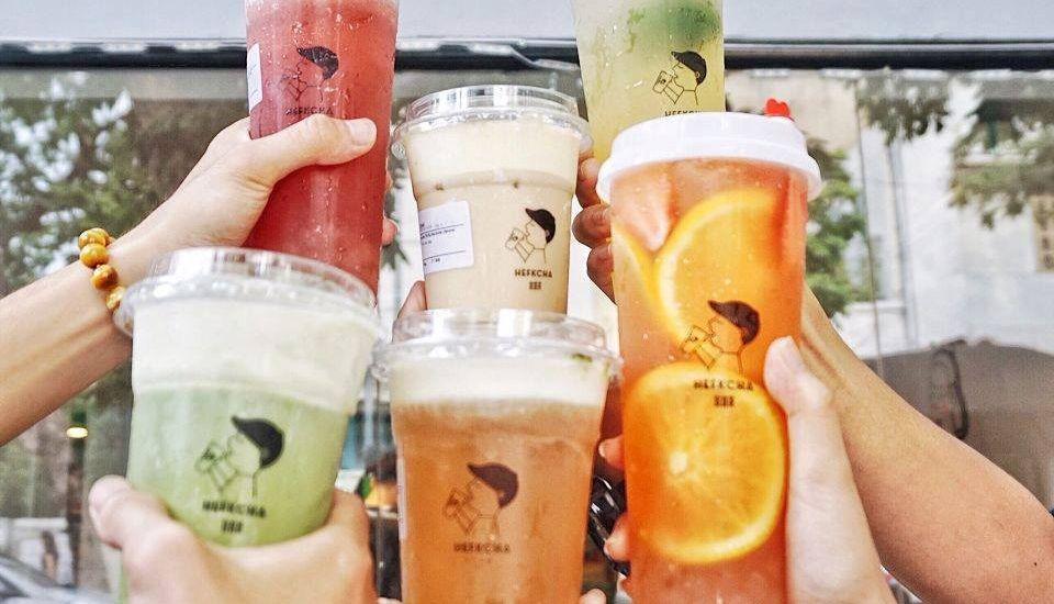 Hefkcha - Trà sữa - Phan Xích Long