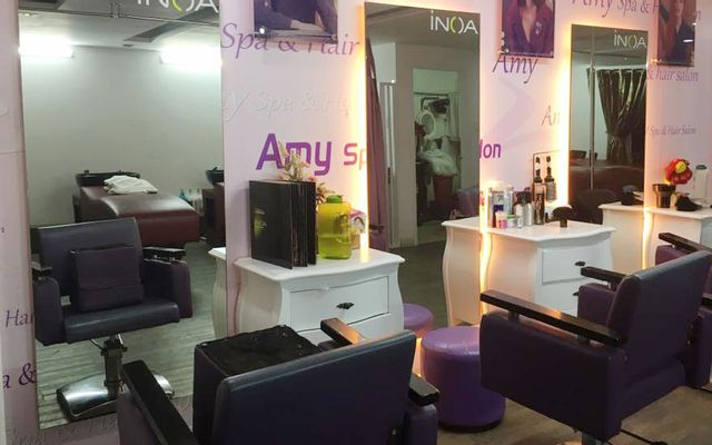 Amy Spa & Hair Salon ở TP. HCM
