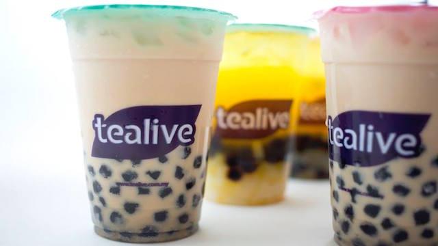 Trà Sữa Tealive - Lê Thánh Tôn