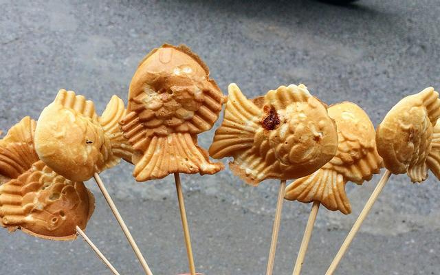 Bánh Cá Taiyaki - Trần Phú ở Huế