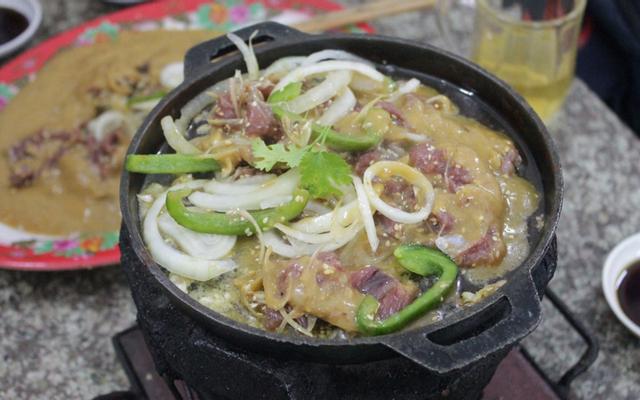 Anan Restaurant - Bò Nhúng Me ở Khánh Hoà