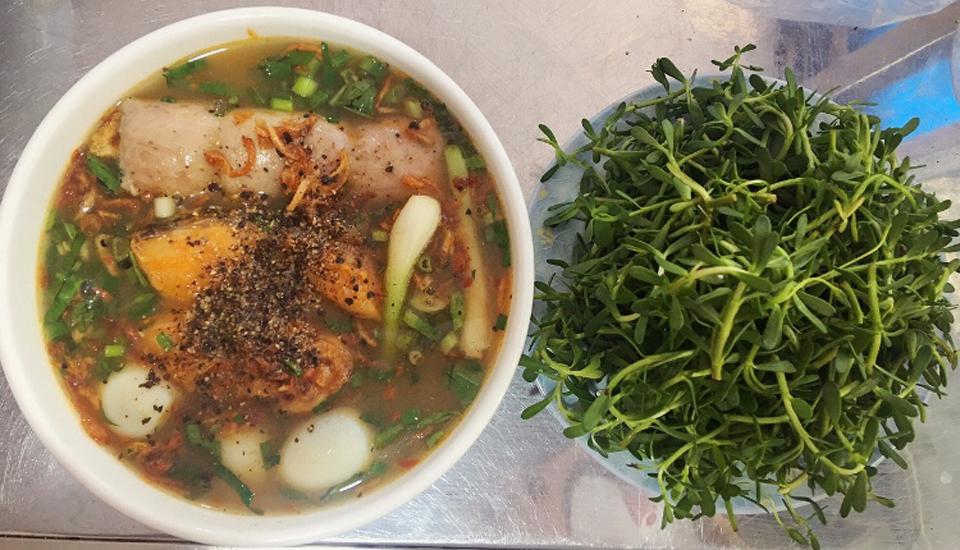 Gia Huy - Bánh Canh Cá Lóc - Trần Văn Kỷ