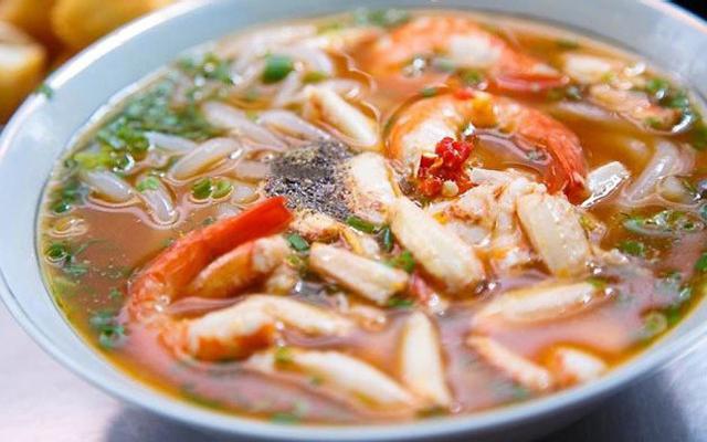 Hà My - Bánh Canh Cua ở Lâm Đồng