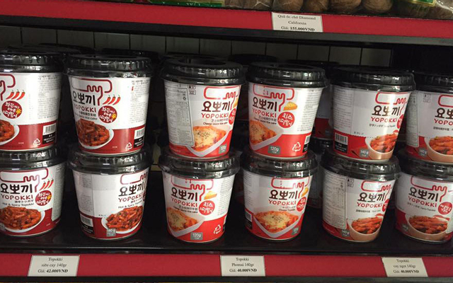 Food Mart - Chuyên Đồ Ăn Nhập Khẩu ở Nghệ An