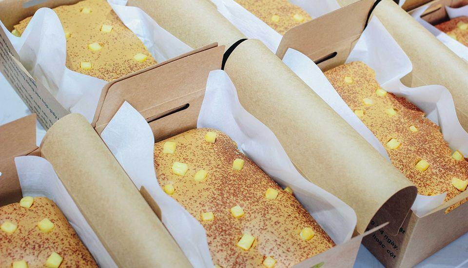 Original Cake - Bánh Bông Lan Nướng Đài Loan