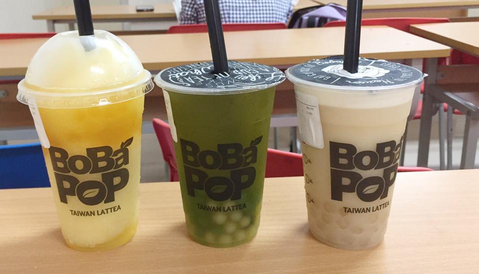 Trà Sữa Bobapop - Lạc Long Quân