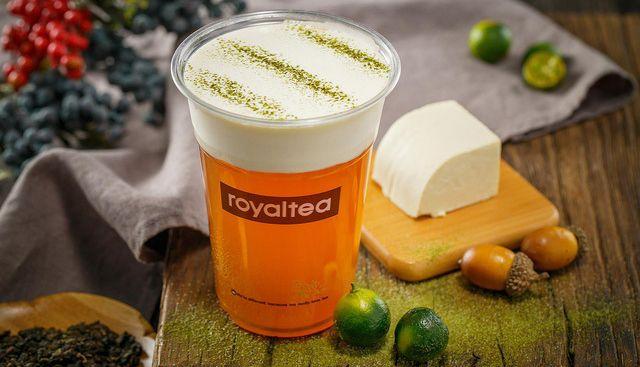 Royaltea - Trà Sữa Hồng Kông - Trần Quốc Hoàn