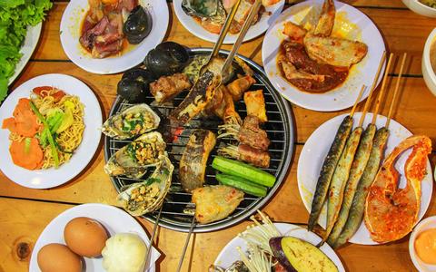 Ăn ngon ở Hòa Khánh