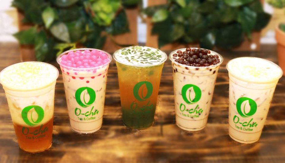 O'Cha Milk Tea & Coffee - Shop Online