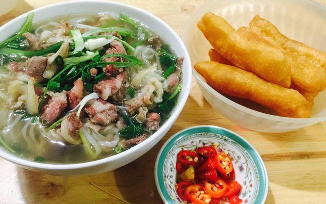 Anh Túy - Phở Bò, Cơm Rang & Mì Xào ở Hà Nội