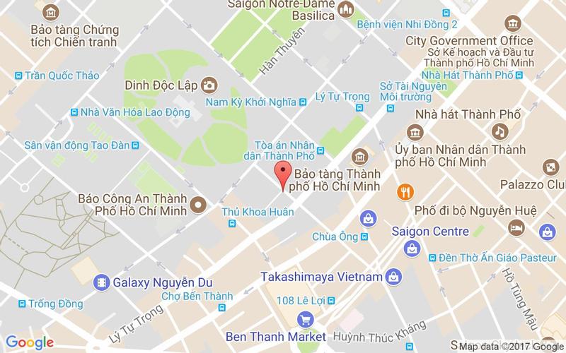 Bản đồ - Ruộng Pub & Hub
