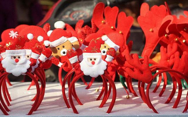 Băng Đô Sừng Tuần Lộc - Phụ Kiện Giáng Sinh - Shop Online ở TP. HCM