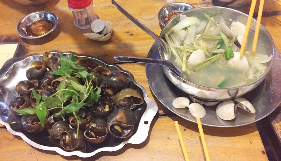 Bửu Long - Bia Sệt, Lẩu & Nướng