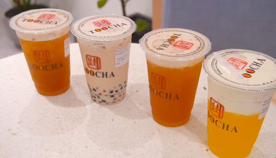 Toocha Việt Nam - Trà Sữa Chánh Tông Đài Loan - Hồ Tùng Mậu
