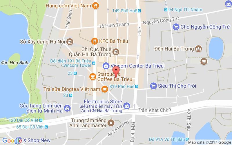 Bản đồ - Fu Lu Shou - Authentic Hotpot