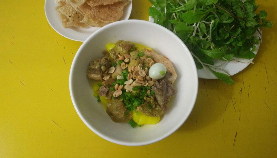 Mì Quảng & Bò Kho
