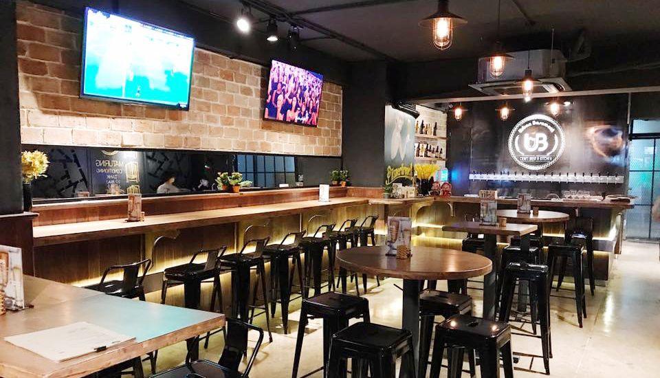 Urban Basement - Craft Beer & Kitchen ở Quận 1, TP. HCM