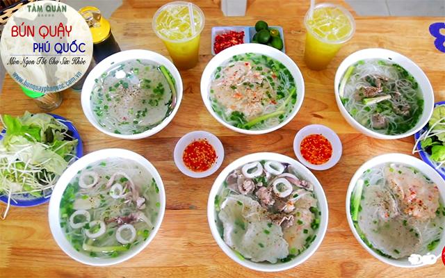 Bún Quậy Phú Quốc CN TPHCM