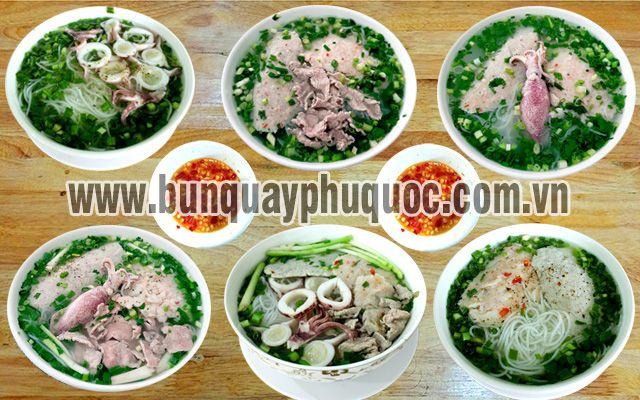 Bún Quậy Phú Quốc - Thái Thị Nhạn