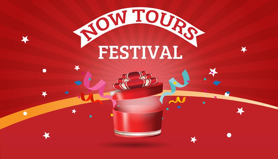 Now Tours - Festival