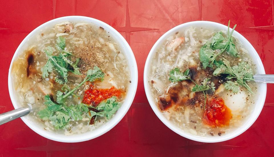 Súp Cua Sơn