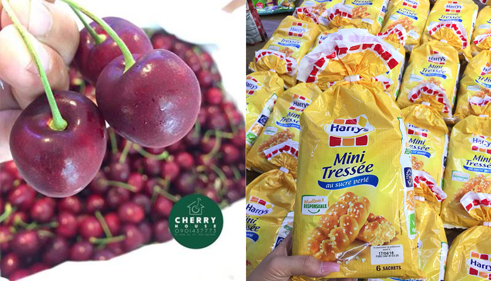 Cherry House - Trái Cây & Thực Phẩm Sạch