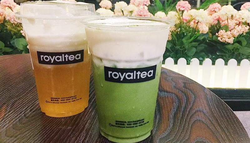 Royaltea - Trà Sữa Hồng Kông - Nguyễn Du
