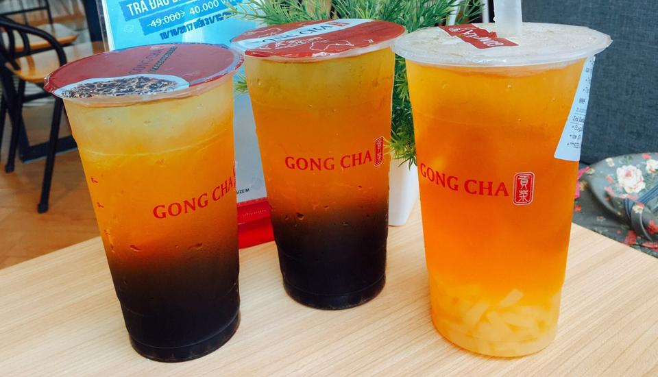 Trà Sữa Gong Cha - 貢茶 - Tôn Thất Đạm