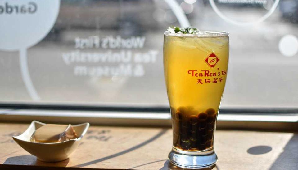TenRen's Tea - Trần Cao Vân