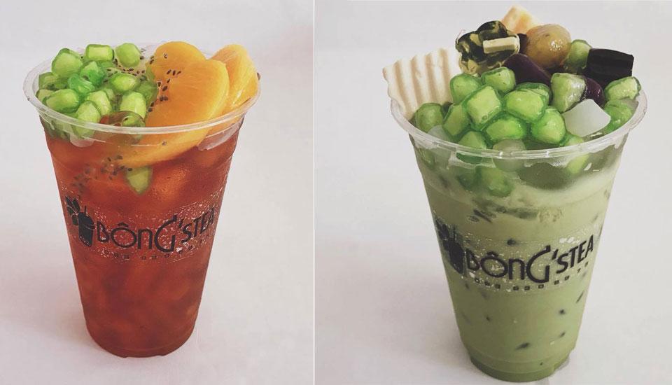 Bông Tea - Trần Hưng Đạo