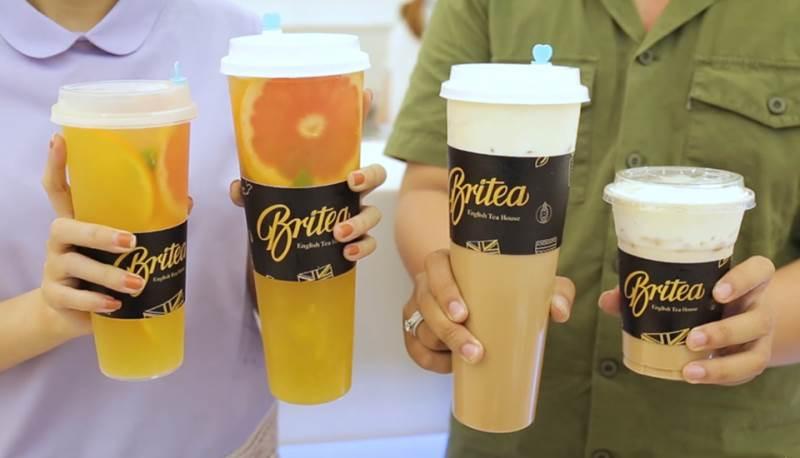 Britea - English Tea House - Nguyễn Tri Phương
