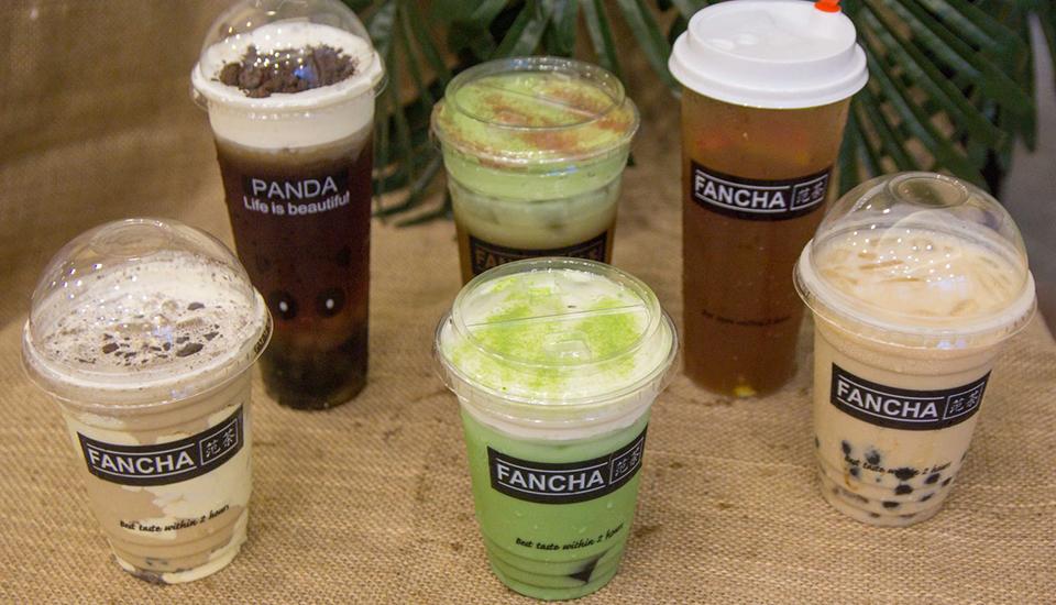 Fancha Tea