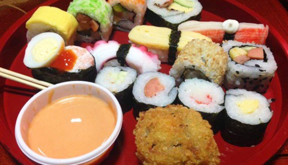 Panda - Sushi Viên & Takoyaki