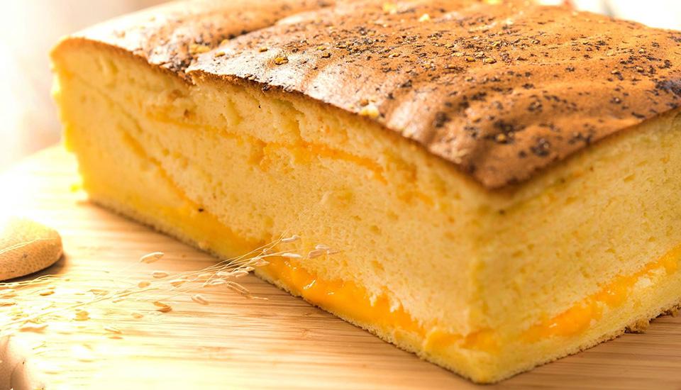Grand Castella - Bánh Bông Lan Đài Loan - Hồ Tùng Mậu