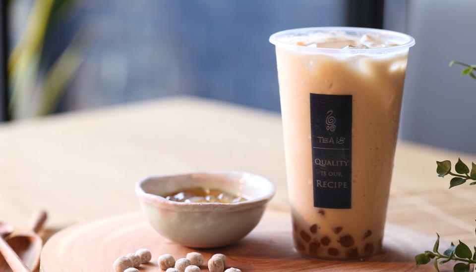 Trà Sữa Tea 18 - Tôn Đức Thắng