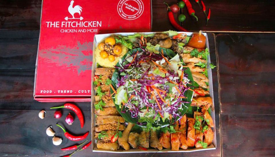 The Fitchicken - Chicken And More - Shop Online