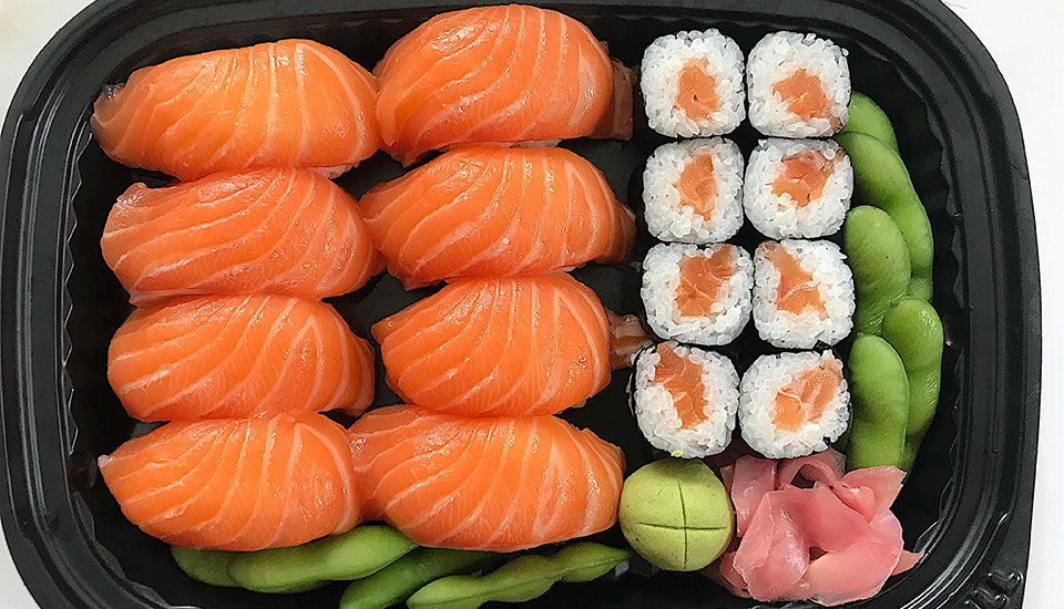 Sushi Now - Delivery & Take Away