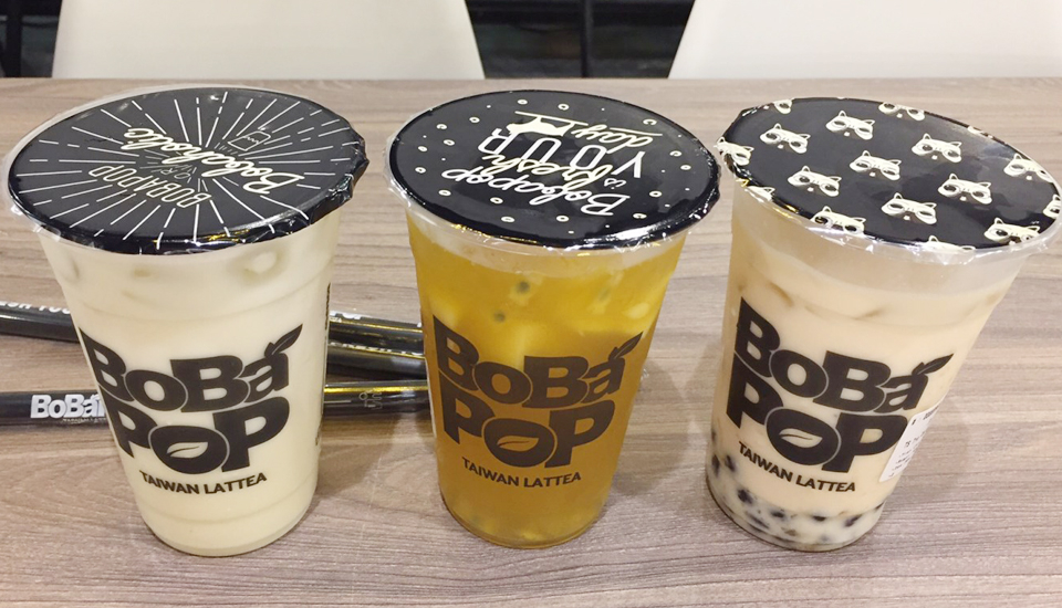 Trà Sữa Bobapop - Nguyễn Gia Trí